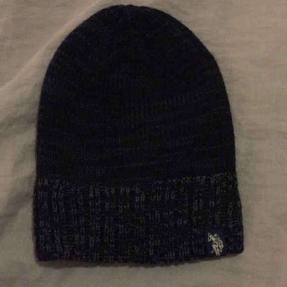 NWOT U.S Polo Assn knit winter hat. M 5a57b8f146aa7c6dbc0268c2 0840e12571c
